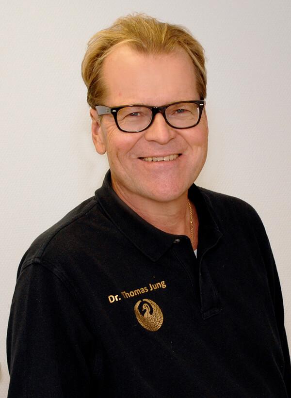 Hausarzt Deggingen - Gemeinschaftspraxis Dres. Jung - Portrait Dr. Thomas Jung